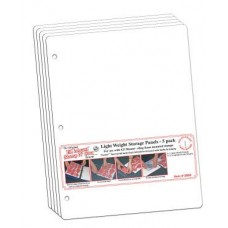 EZMount Lightweight Stamp Storage Panels 5/Pkg