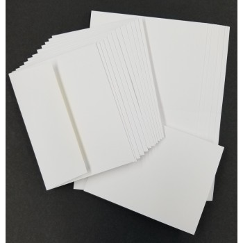 Scored Cards and Matching Envelopes