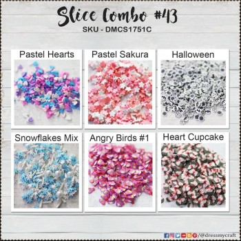 Shaker Elements Slices Combo  660344