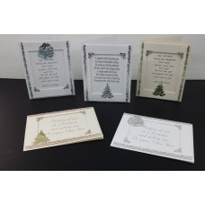 Card Kit, Christmas Designs