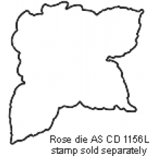 Petite Rose Die AS CD 1156
