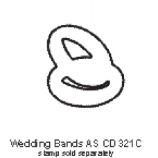 Wedding Bands Die AS CD 321C