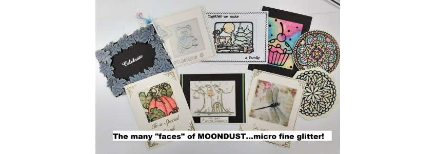 MOONDUST.... the many faces of!