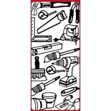Tools 1 Outline Sticker DD5721