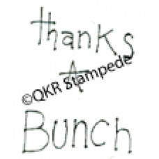 Thanks a Bunch Stamp