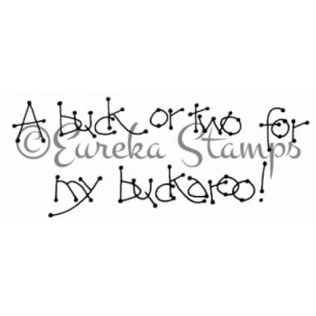 A Buck or Two Stamp