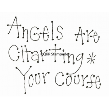 Angels Charting Stamp