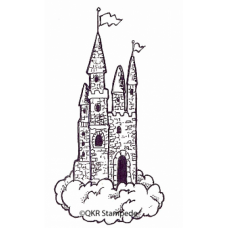 Castle in the Sky Stamp
