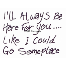 Always Be Stamp