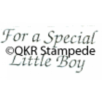 Special Little Boy Stamp