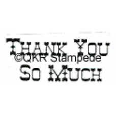 Thank You Stamp