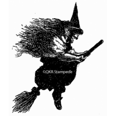 Witch Stamp