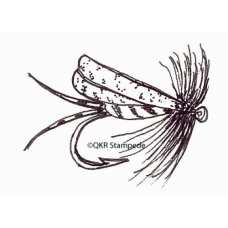 Fishing Fly Stamp