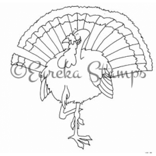 Large Turkey Stamp