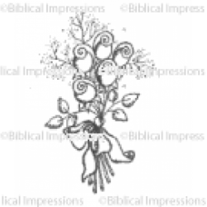 Bouquet Unmounted Stamp