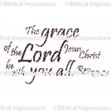 The Grace Unmounted Stamp