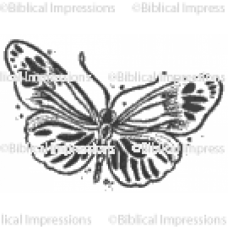 Monarch Butterfly Unmounted Stamp