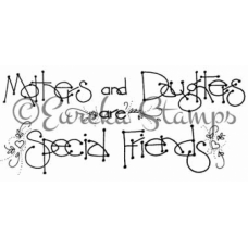 Mothers and Daughters Stamp