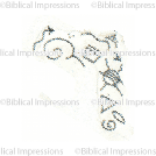 Thing a ma jigs Set of 3 Unmounted Stamp