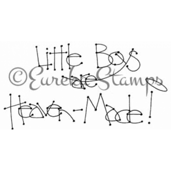 Little Boys Stamp