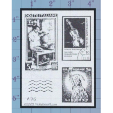 Postage Unmounted Stamp