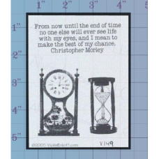 Time Unmounted Stamp