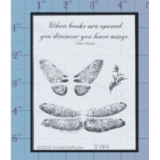 Wings Unmounted Stamp