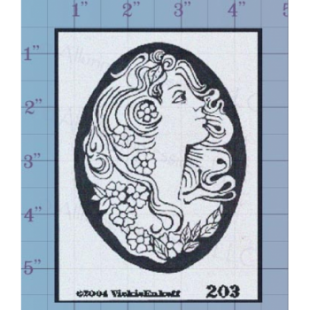 Cameo Unmounted Stamp