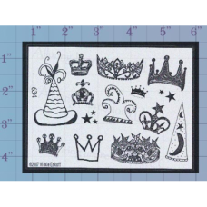 Crowns Unmounted Stamp
