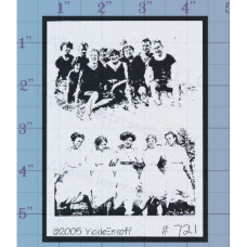 Class Pictures Unmounted Stamp
