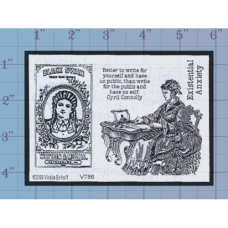 Write for Yourself Unmounted Stamp