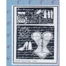 Post Notes Unmounted Stamp