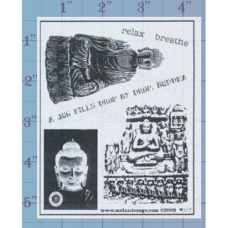 Drop by Drop Unmounted Stamp
