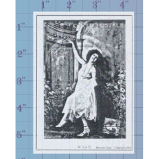 Dancing Unmounted Stamp