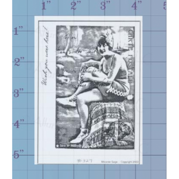 Wish You Were Here Unmounted Stamp