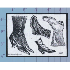 Boots Unmounted Stamp