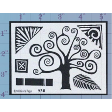 Tree Unmounted Stamp