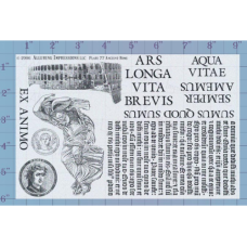 Ancient Rome Unmounted Stamp