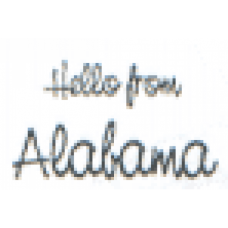 Alabama Unmounted Stamp
