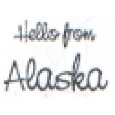 Alaska Unmounted Stamp