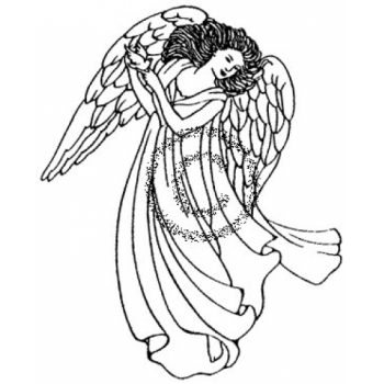 Angel (S) Cling Stamp