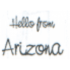 Arizona Unmounted Stamp