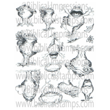 Toads Unmounted Stamps