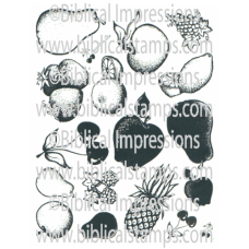 Fruit Unmounted Stamps