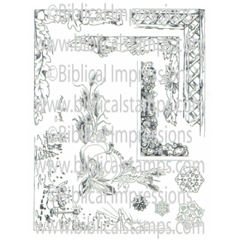 Corners Unmounted Stamps