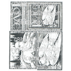 Full Scene Unmounted Stamps