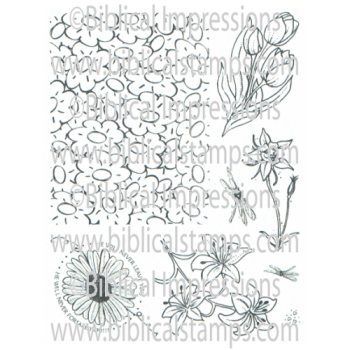 Tulips Unmounted Stamps