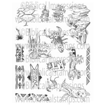 Southwest Unmounted Stamps