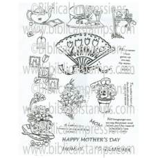 Mom Unmounted Stamps