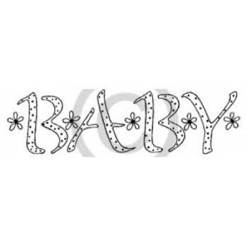 Baby Cling Stamp